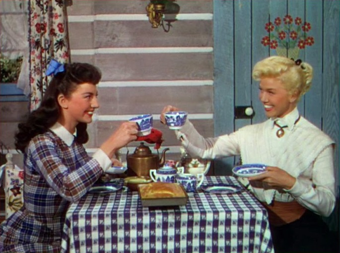 Allyn McLerie_Doris Day_Calamity Jane_1953